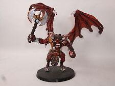 Chaos Daemons Khorne Bloodthirster Warhammer 40,000 40k GW