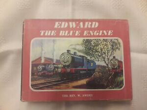 Edward The Blue Engine, No9 Good First Edition, See Images