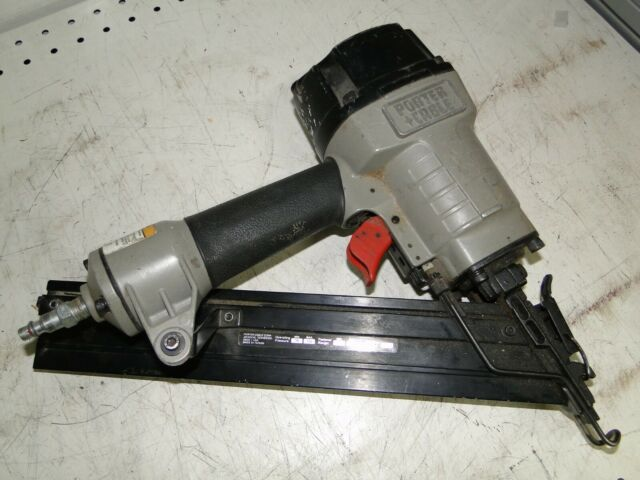 Porter Cable Da250a Angled Finish Nailer For Sale Online Ebay