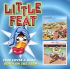 Time Loves A Hero+Down On The Farm von Little Feat (2012)