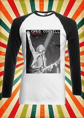 Chris Cornell 1964-2017 R.I.P Sound Men Women Vest Tank Top Unisex T Shirt 1949