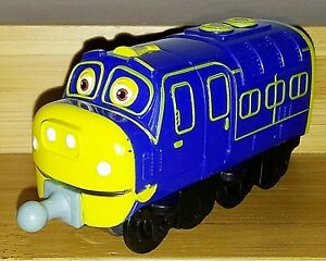 Details about Chuggington Die cast diecast train BREWSTER learning curve  Thomas and Friends