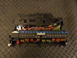 2003 bmw 3 series 316i se 16v 4dr fuse box mr20030617 90206192 ebay rh ebay co uk