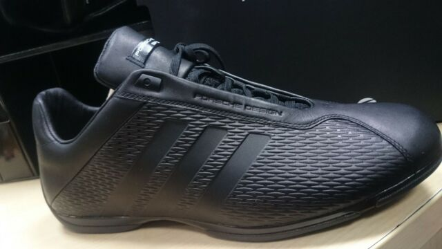 adidas Porsche Design Men's Black Shoes PILOT II B35918