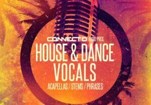 Details about ACAPELLAS VOCAL SAMPLES,LOOPS,  SOUNDS,MP3,WAV&MIDI Ableton,FL,Logic ,Protools