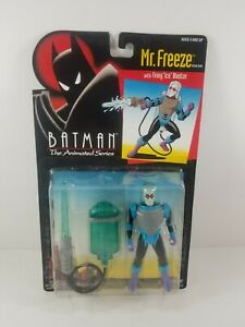 New-Batman-The-Animated-Series-Mr-Freeze-Figure-With-Ice-Blaster-Kenner-1993