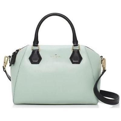 Kate Spade Bag WKRU2639 Pippa Catherine Dustymint Black Jeptall #BagsFever