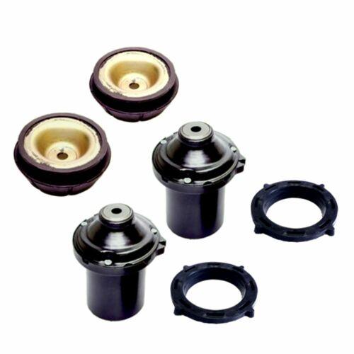 Set 2x Stoßdämpfer Öldruck Serie Domlager Staubschutz VA vorn für Opel Astra G