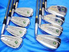 Ladies Womens HONMA CL-606 Green Mole 8pc L-Flex IRONS SET Golf Club inv 5177