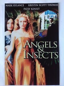 Angels-amp-Insectos-DVD-2002-Patsy-Kensit-Sellado-de-fabrica