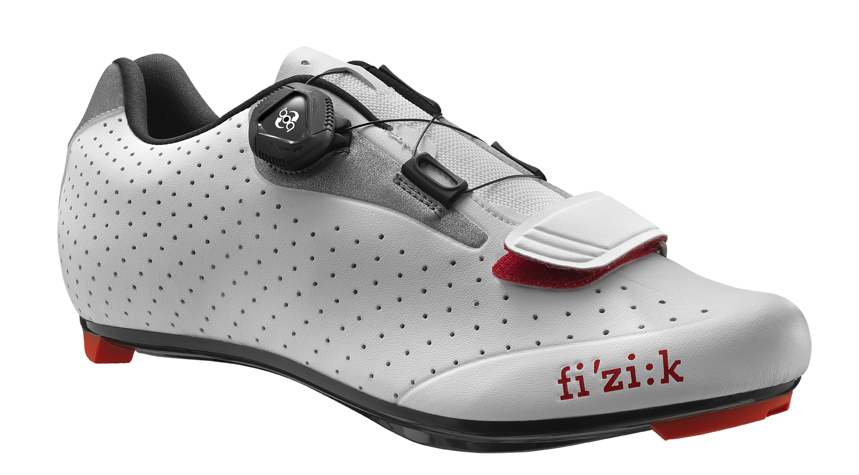 SCARPE FIZIK R5 BOA bici corsa Coloreeee biancalight grigio  numero 42,5