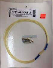 Sullivan 523 Kevlar 30' Polyester Coated Aramid Cable 100 Lb Test
