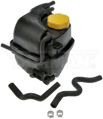 for 06-09 Saab 9-3 Radiator Coolant Overflow Reservoir Bottle Tank 2.8L Turbo