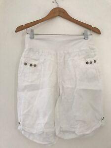 Ladies Shorts S 10 White <jj8922 BerüHmt FüR Hochwertige Rohstoffe Damenmode Shorts & Bermudas Umfassende Spezifikationen Und GrößEn Sowie GroßE Auswahl An Designs Und Farben