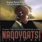 Naqoyqatsi [Original Motion Picture Soundtrack] by Philip Glass/Yo-Yo Ma (CD, Oct-2002, Sony Classical)