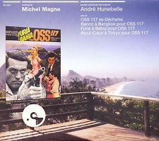 OSS 117 [Bande Originales du Films] by Michel Magne (CD, Nov-2004, Universal