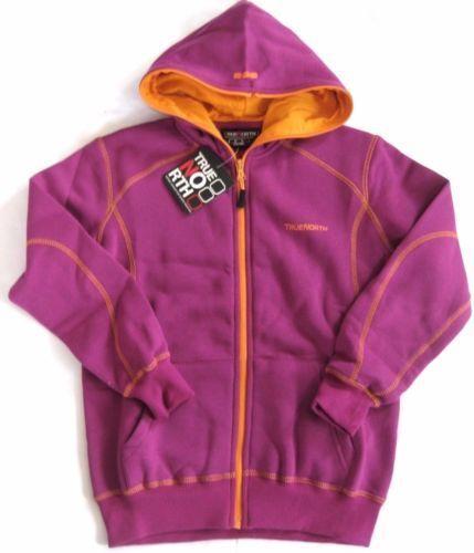 TrueNorth Damen Sweatjacke Hoodie Sweatshirt Jacket Kapuzenjacke lilac S,L,XL,XX