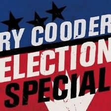 RY COODER - ELECTION SPECIAL  VINYL LP + CD POP SINGER SONGWRITER NEU