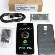 Samsung Galaxy S5 SM-G900V G900 v Black(Verizon)Smartphone LTE GSM Unlocked S 5
