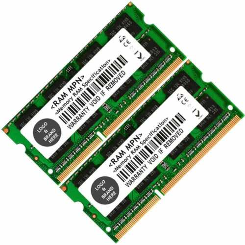 "Memoria RAM 4 Laptop Apple iMac 21.5/"" late 2009 3.33GHz Core 2 DUO 2x LOTTO"