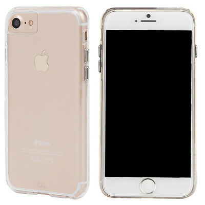 new arrival a3385 b489a Case-Mate Barely There Case For iPhone 8/7/6s/6-Clear