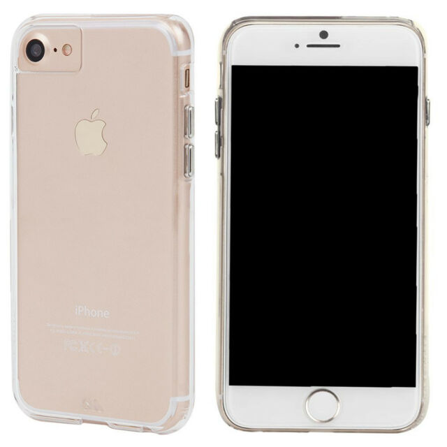 Clear Barely There Case Cover for iPhone 8/7/6s/6 by Case-Mate
