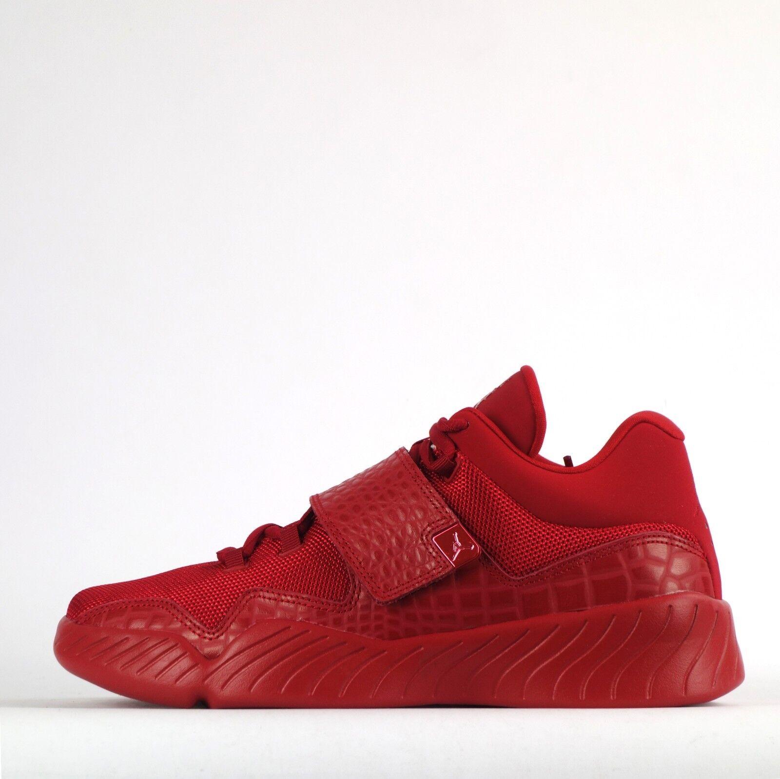 Nike Jordan J23 Herren Freizeit Smart Dreifach Rot Turnschuhe Sneaker 2016