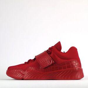 Nike Jordan J23 da uomo casual alla moda Triplo Rosso Scarpe Ginnastica Sneaker