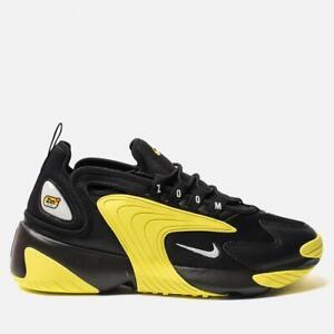 su Carne de cordero Puntuación  Zapatillas para hombre Nike Zoom 2K dinámico amarillo/negro AO0269 006    eBay