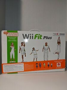 Nintendo Wii Fit Plus With Balance Board and Game - Brand New, sealed!
