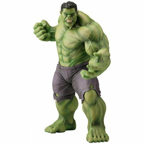 Kotobukiya Marvel Comics ArtFX+ Hulk - Highly Detailed - Collector Item Toy