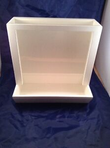 Superior Image Is Loading Pottery Barn Kids Stanton White Wall Storage Bin