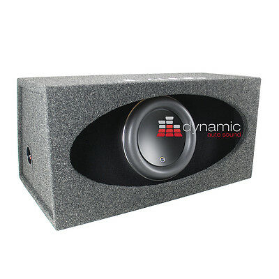 JL AUDIO HO112R-W7AE Ho High Output Box Loaded 12W7AE Sub 1,500W Subwoofer New