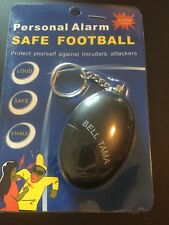 Safety Device Kids Personal Security Alarm Loud Alert Attack Panic Keychain
