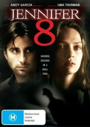 1 of 1 - Jennifer 8 - NEW DVD R4 Andy Gracia / Uma Thurman