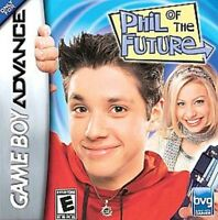 Factory Sealed Phil Of The Future Disney Game For Game Boy Advance