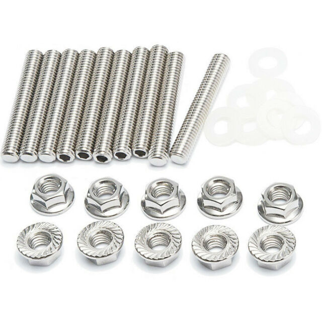 For Honda Acura Bdhf B18 SI Intake Manifold Extended Studs
