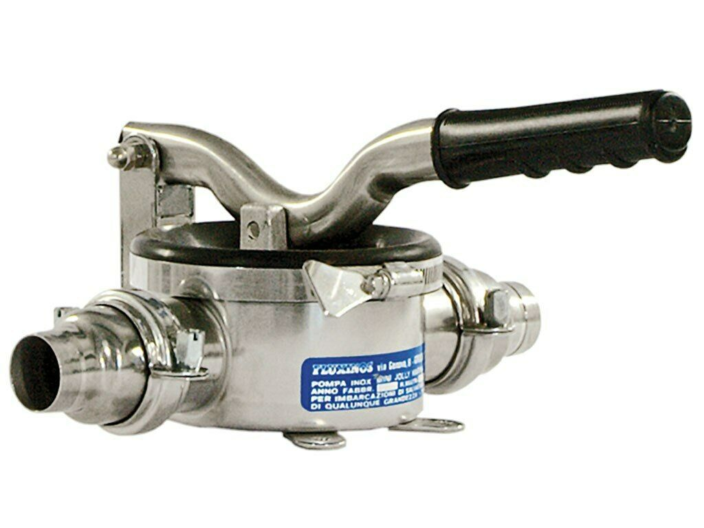 Pumpe A Membrane Edelstahl Mini Jolly Marina D.30 Hebel A Hand der Bilge Stiefel