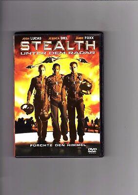 Stealth - Unter dem Radar / josh Lucas, Jessica Biel, Jamie Foxx / DVD #16490