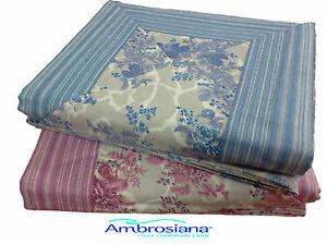 Completo-Letto-Lenzuola-Flanella-Singolo-e-Matrimoniale-AMBROSIANA-C16