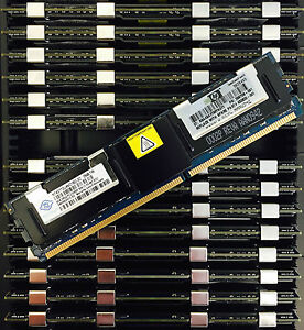 12GB-16GB-32GB-Memory-RAM-Kits-4GB-Dimms-PC2-5300F-DDR2-667MHz-ECC-HP-IBM-DELL