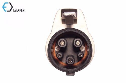 7,4kW 32A Auto-seite EV Ladestecker Typ1 weiblich