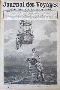 Zeitung-der-Voyages-Nr-474-von-1886-Aerostat-die-Unfallfrei-Ballon