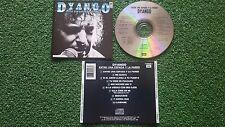 DYANGO **Entre Una Espada Y La Pared** ORIGINAL PRESS 1990 Spain CD