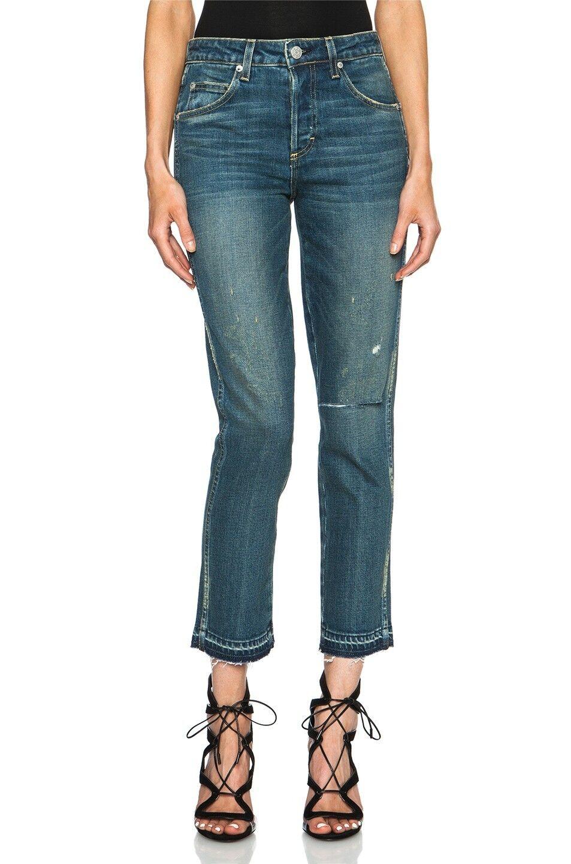 AMO Jeans Babe DIVE BAR DESTROY sz 29