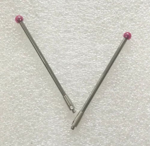 CMM Touch Probe CMM Stylus Tips M2 CMM Styli 4mm Ruby Ball 50mm Long A-5003-0045