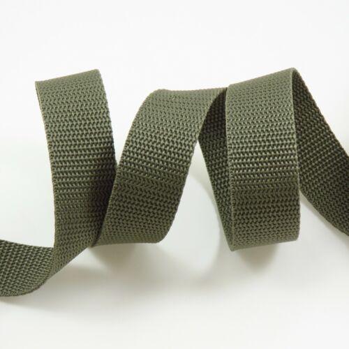 cinture 30mm 1 1//4 in polipropilene borsa rendendo W001 per nastro tessitura cinghie