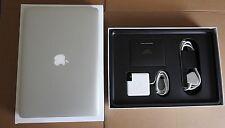 "Apple MacBook Pro Retina 15"" mid-2015  2.5GHz i7  16GB RAM  512GB SSD + EXTRAS"