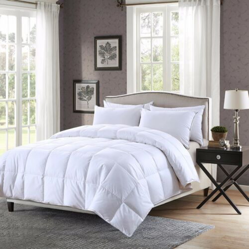 Palais Hotel Ultra Soft Light Warmth White Down Comforter