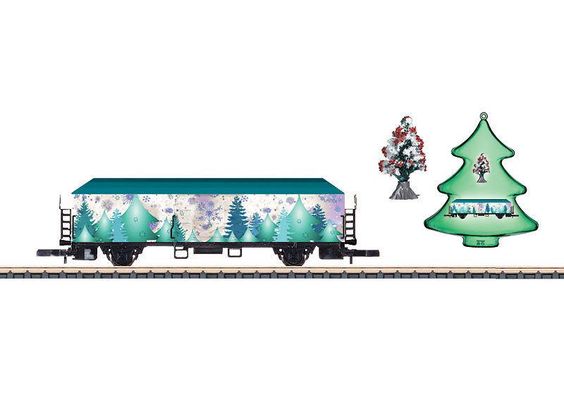 Märklin 80625  Spur Z Weihnachtswagen 2015  NEU in OVP   | Neuer Eintrag